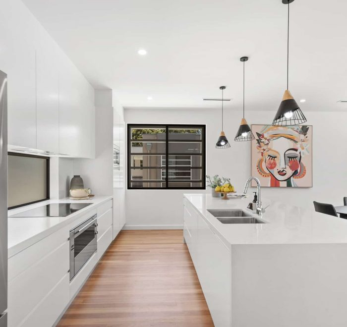 Luxurious oversize kitchen at Talmora